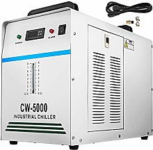 VEVOR 8.5L Tank Water Chiller CW-5000DG