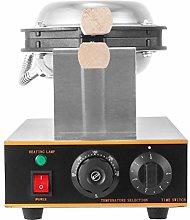 VEVOR Commercial Egg Waffle Make 220V 1400W Bubble