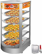 VEVOR Commercial Food Warmer 14-Inch Pizza Warmer