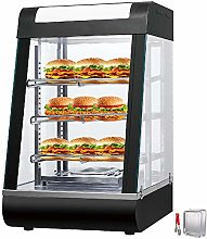 VEVOR Commercial Food Warmer 15-Inch Pizza Warmer