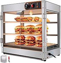 VEVOR Commercial Food Warmer 25-Inch Pizza Warmer