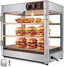 VEVOR Commercial Food Warmer 25-Inch Pizza Warmer