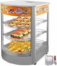 VEVOR Commercial Food Warmer 26-Inch Pizza Warmer