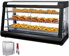 VEVOR Commercial Food Warmer 48-Inch Pizza Warmer