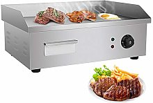 VEVOR Electric Flat Top Grill 3000W Electric