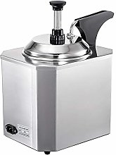 VEVOR Fudge Warmer 1 Pump Hot Cheese Pump
