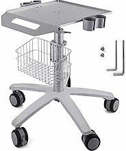 VEVOR Lab Medical Cart Mobile Rolling Cart