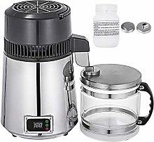 VEVOR Silver Water Distiller Machine 750W