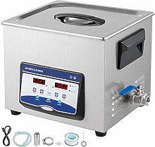 VEVOR Ultrasonic Cleaner 10L Jewelry Cleaning
