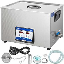 VEVOR Ultrasonic Cleaner 22L Jewelry Cleaning