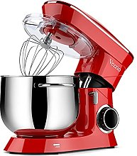 Vezzio Stand Mixer for Baking 8.5L 1500W Tilt-Head