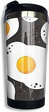 vfrtg Coffee Mug Cute Egg 13.5 Oz/ 400 Ml