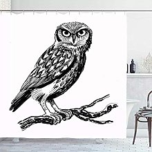 vgfjjuhn Bathroom Decoration Shower Curtain for