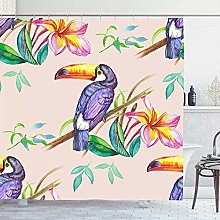 vgfjjuhn Home Decoration Shower Curtain for