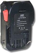 vhbw 1500mAh (18V) POWER TOOL BATTERY compatible