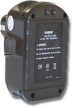 vhbw Battery compatible with Ryobi CCG-1801M,