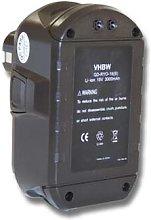 vhbw Battery compatible with Ryobi CRH1801,