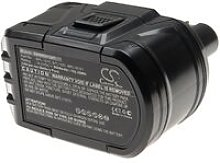 vhbw Battery compatible with Ryobi CRP-1801,