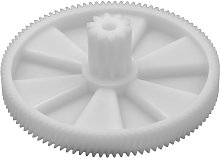 vhbw Meat Grinder Plastic Gear Replacement for