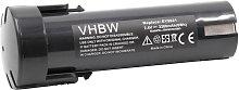 vhbw POWER TOOL BATTERY 3300mAh for Panasonic