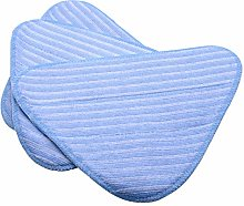 vhbw set of 3 cleaning cloths, pads for Dirt Devil