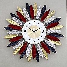 VHFGU Clocks Wall Clocks Living Room Fashion