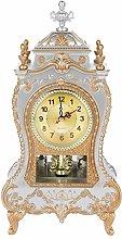 VHFGU Creative Vintage Desk Retro Alarm Clocks