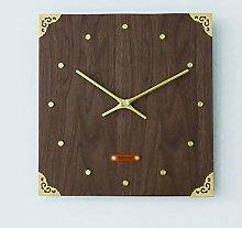 VHFGU Home Fashion Clocks, Big Wall Clock Retro