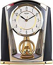 VHFGU Needle Desk Clock Silent Quartz Movement