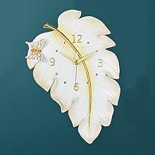 VHFGU Nordic Clocks Living Room Home Fashion Wall