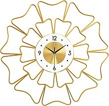 VHFGU Nordic Living Room Fashion Decoration Clock
