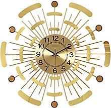 VHFGU Wall Clocks Living Room Home Fashion Clock
