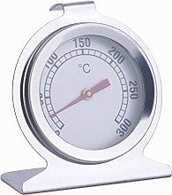 VHNBVHGKGHJ Stainless Steel Oven Thermometer for