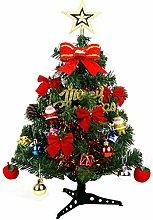 Viahwyt Home Decor Mini Table Top Christmas Tree