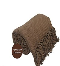 viceroy bedding 100% Cotton CHOCOLATE BROWN