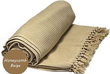 viceroy bedding 100% Cotton Honeycomb Waffle