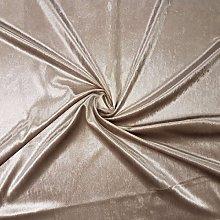 viceroy bedding Premium Crushed Velvet Fabric
