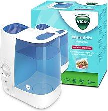 Vicks VH845 Warm Mist Humidifier