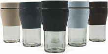 Victionary 6-Jar Free-Standing Spice Rack (Set of