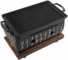 Victool Indoor BBQ Charcoal Grill, Barbecue Table
