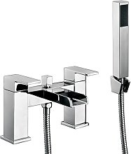 Victoria Bath Shower Mixer with shoer kit and wall