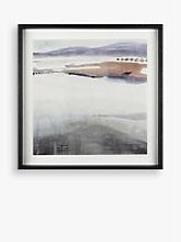 Victoria Borges - Across the Marsh Framed Print,
