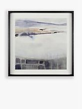 Victoria Borges - Watercolour Moor Framed Print,