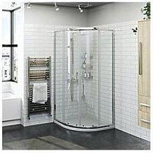 Victoria Plum 6Mm Quadrant Shower Enclosure With