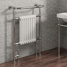 Victoria Radiator Heated Towel Rail 960mm H x