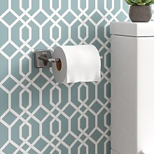 Victoria Wall Mounted Toilet Roll Holder Roca