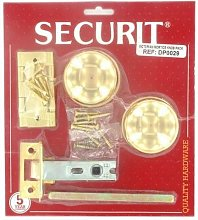 Victorian Mortice Knob Pack - DP0029 - Securit