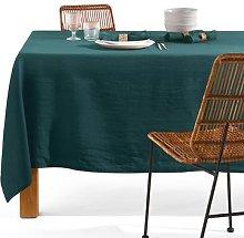 Victorine Best Quality Linen Tablecloth by La