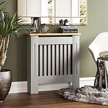 Vida Designs Arlington Radiator Cover Grey Modern