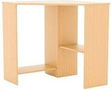 Vida Designs Hetton Corner Computer Desk - Pine